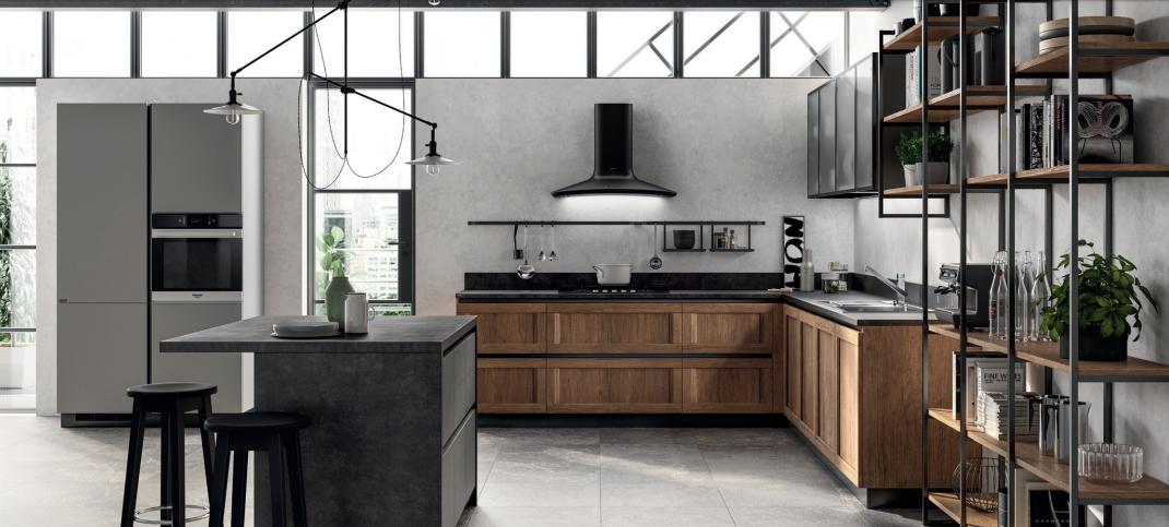 Cucine Componibili Scavolini Offerte.Armadi Firenze Cucina Scavolini Mod Evolution In Offerta
