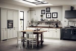 Cucina Scavolini Mod. Favilla Laccato Opaco
