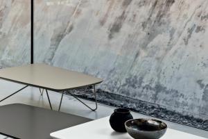 Art. RA0124 Tavolini Laccato Opaco Vari Colori