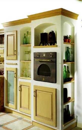 Armadi Firenze Cucina Scavolini Mod. Belvedere in Offerta ...