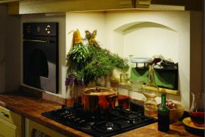 Cucina Scavolini Mod. Belvedere Particolare