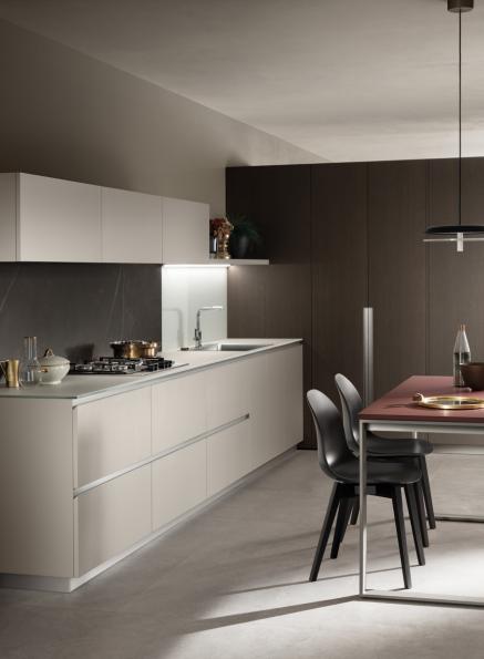 Cucine Componibili Delinea.Armadi Firenze Cucina Scavolini Mod Delinea In Offerta